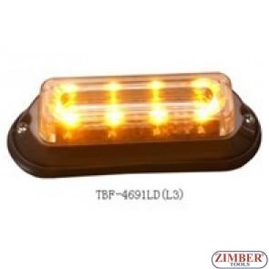 Сигнална лампа LED - 12V