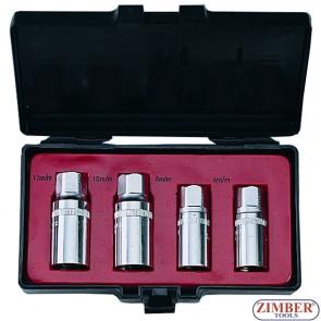 Set odvijača za usadni vijak 6-mm, 8 - mm,10 -mm, 12- mm.5042  -FORCE