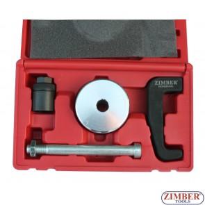 Injector Removal Tool Set Mercedes CDI Engines OM611,612, 613 - ZR-36IP - ZIMBER TOOLS.