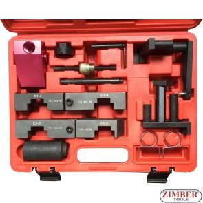 Garnitura alata za blokadu i zupčenje motore BMW-vanos - M60, M62, ZT-04A2128 - SMANN TOOLS.