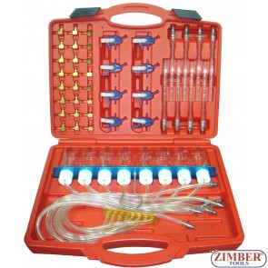 Master set za common rail sa svim adapterima. (Coммon Rail) ZR-36FMCRAS01- ZIMBER TOOLS