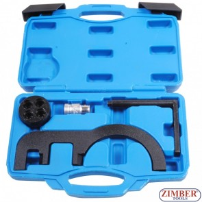 Garnitura alata za blokadu i zupčenje BMW  N47, N47s 2.0  - ZT-04536 - SMANN - TOOLS.