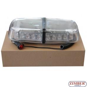 MINI LED LIGHTBAR 12V - (3222)