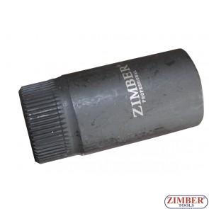 mercedes-1-2-drive-multi-spline-socket-15-x58mm-for-pre-chamber-repair-of-all-diesel-since-zimber
