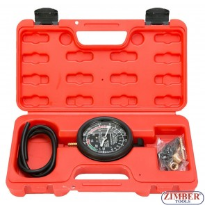 Professional Vacuum & Fuel Tester, ZT-05183 - SMANN TOOLS.