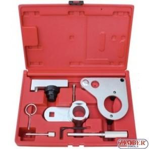 Garnitura alata za blokadu i zupčenje motora za Renault 1.6/2.0DCI -  ZR-36ETTS119 - ZIMBER TOOLS