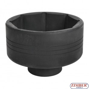 """Scania 10 Wheels Cab Third Axle Nut Socket 95mm, 8 POINTS, Dr.3/4"""" (ZR-36SWCTANS95) - ZIMBER-TOOLS."""