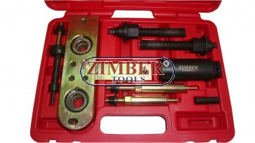INJECTOR NOZZLE PULLER FOR Mercedes CDI engine OM 668, e.g. A-Class ZR-36INP - ZIMBER TOOLS
