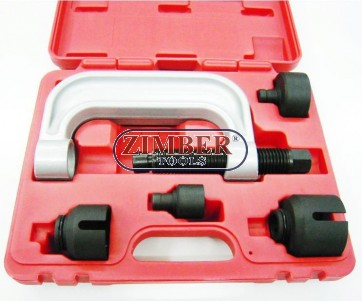 Supporting Joint Tool Set for Mercedes-Benz W211 (E-class) / W220 (S-class) / W230 (SL-class) ZR-36BJIR - ZIMBER-TOOLS.
