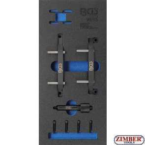 Engine Timing Tool Set for Jeep 3.0 V6 Diesel (9695) - BGS technic