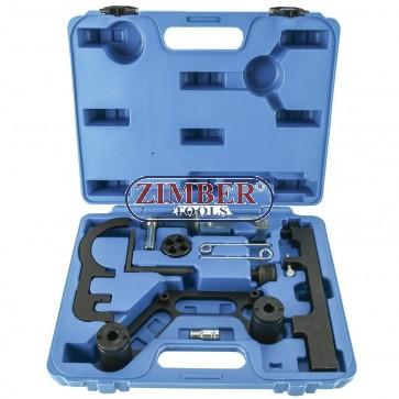 Motor Einstell Werkzeug Set Steuerkette Wechsel BMW- MINI-1.6, 2.0,3.0- N47,N47S N57,N57S - E81 E90 E60 E84 E83- ZT-01Z5195 - SMANN-TOOLS
