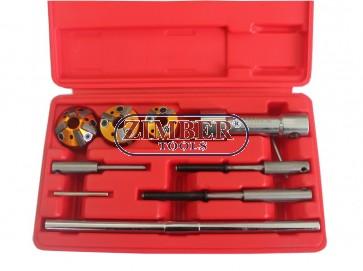 Ventilfräser Satz - Zylinderkopf Werkzeug Ventil Sitz Fräser Werkzeug, ZR-36VRST10 -ZIMBER-TOOLS.