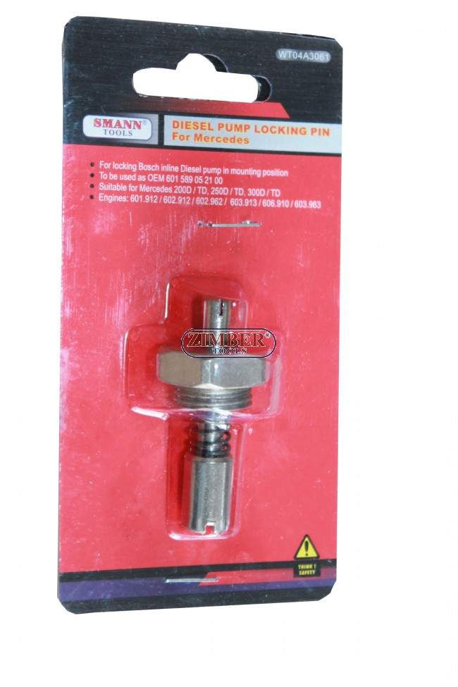 Mercedes Arretierung Einspritzpumpe RE Pumpe OM 601 602 603 605 606 617