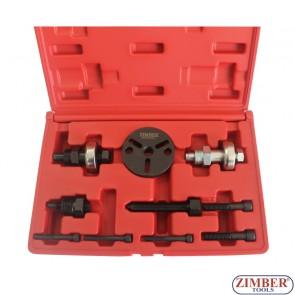 Compressor-clutch-tool-set - ZR-36CCTS - ZIMBER - TOOLS