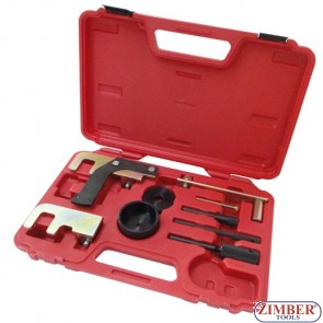 Diesel Engines Locking Tools Set for Opel Renault Nissan 1.5/1.9/2.2/2.5 Dci(Vans) - ZIMBER-TOOLS.